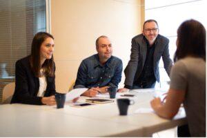 brief vidéo entre client et agence audiovisuelle / crédit studios numériques