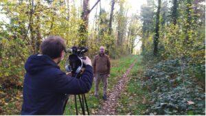 Interview En Forêt